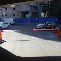 Распознавание номеров паркинг 3