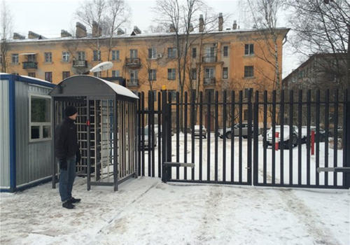турникет - ворота1